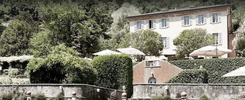 Mansion in lake como for sale